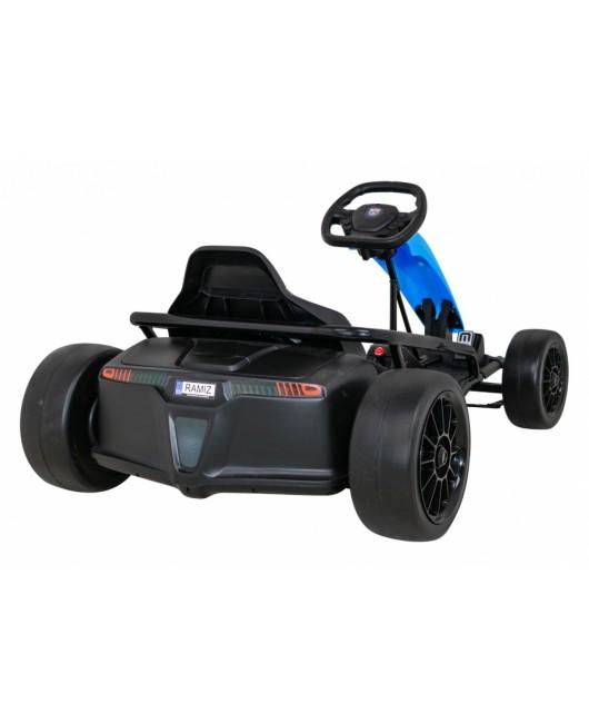 Elektrická motokára FX1 Drift Master modrá